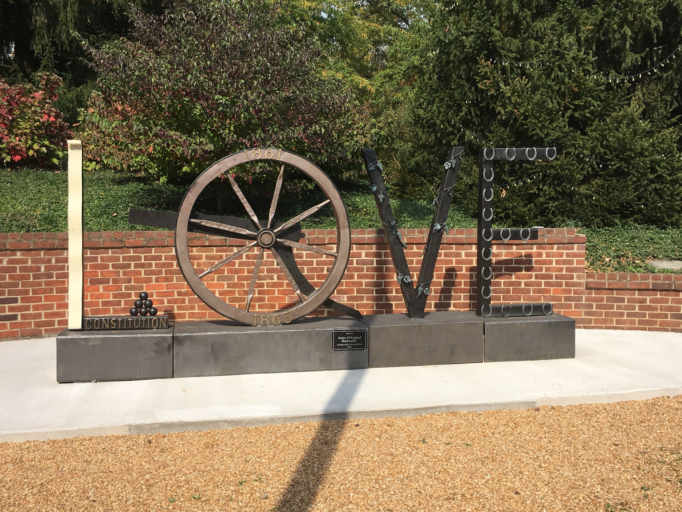 New LOVEwork in Taylor Park